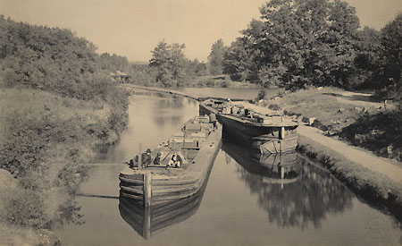 Morris Canal at Shippensport