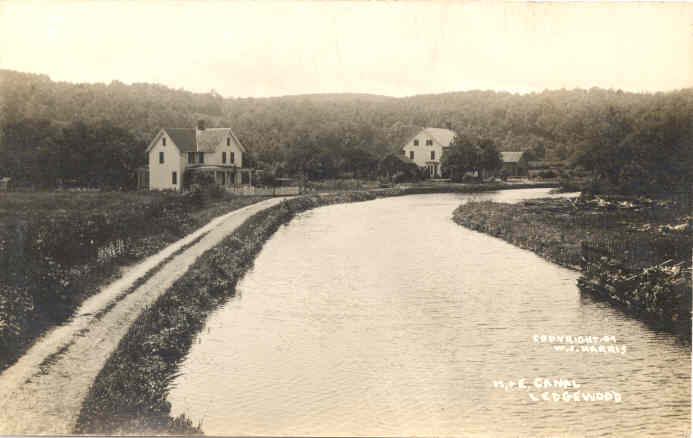 Morris Canal in Ledgewood, New Jersey